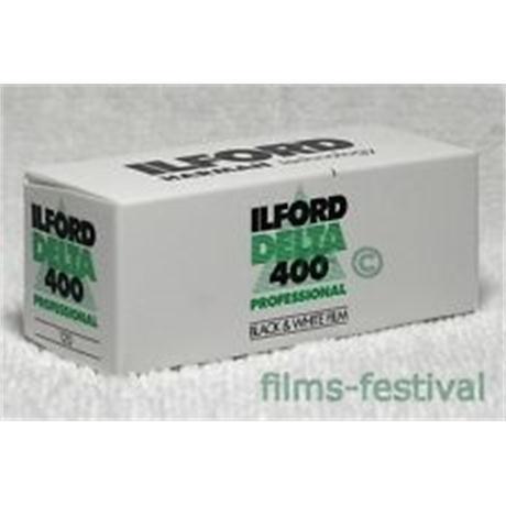 Ilford Delta 400 120 Roll Film x1 thumbnail